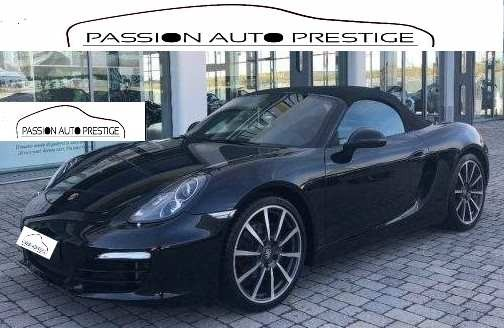 PORSCHE 981 2.7 PDK Black Edition
