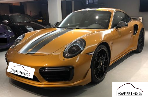 Porsche 991 Turbo S Exclusive Series