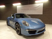 PORSCHE 911 TARGA 4S Limited Edition